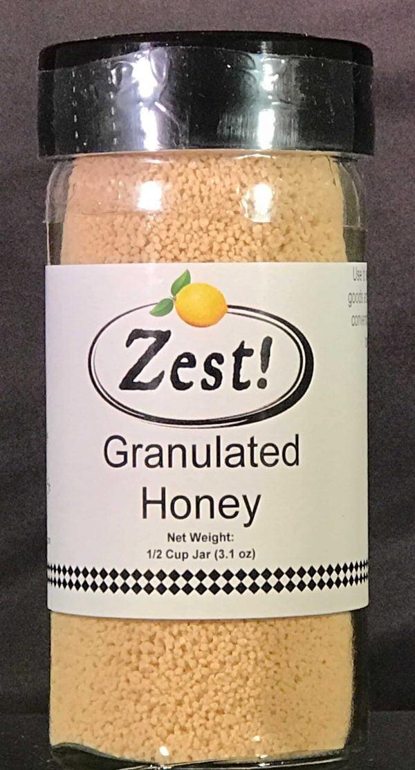 Granulated Honey