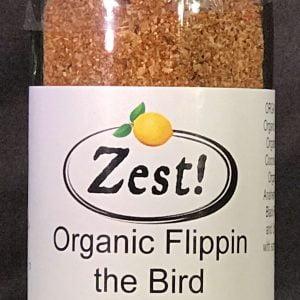 Organic Flippin the Bird
