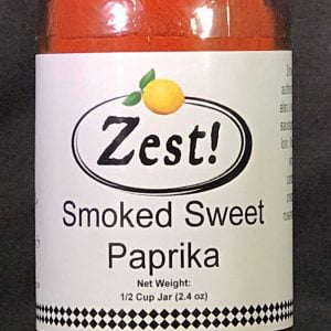 Smoked Sweet Paprika