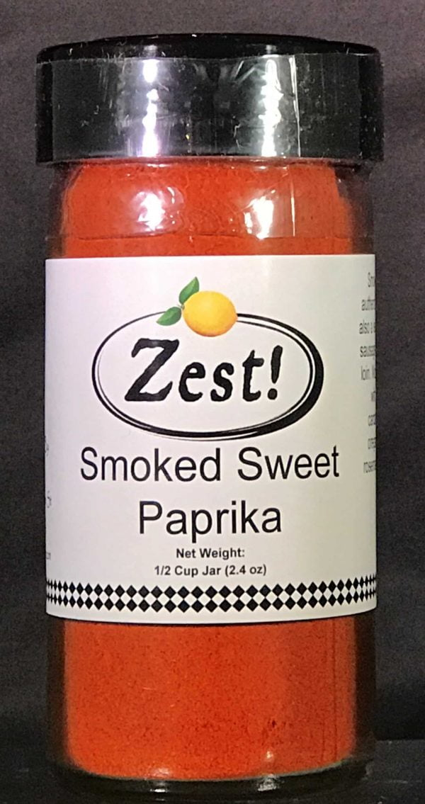 Smoked Sweet Paprika