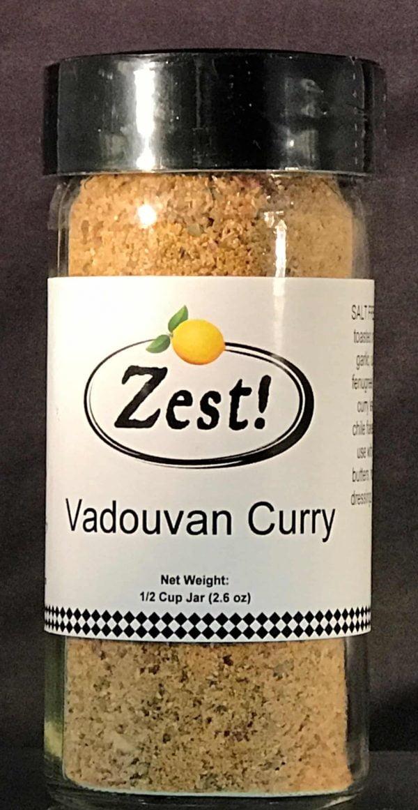 Vadouvan Curry